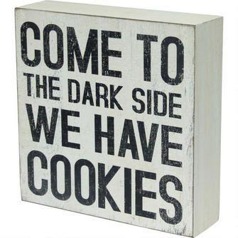 Dark Side Block