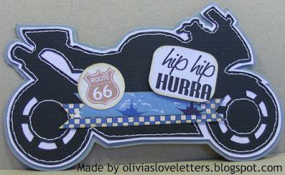 Olivias Loveletters: Motorcykel