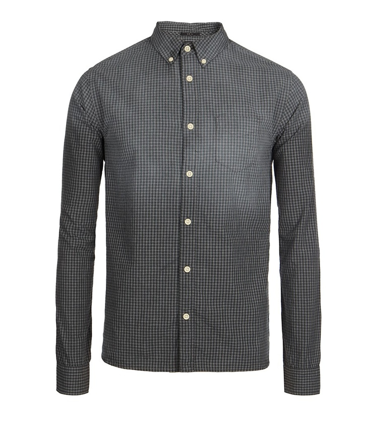 Tanishi Shirt, Men, New, AllSaints Spitalfields