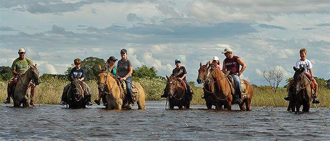 Pantanal - Horse Ride