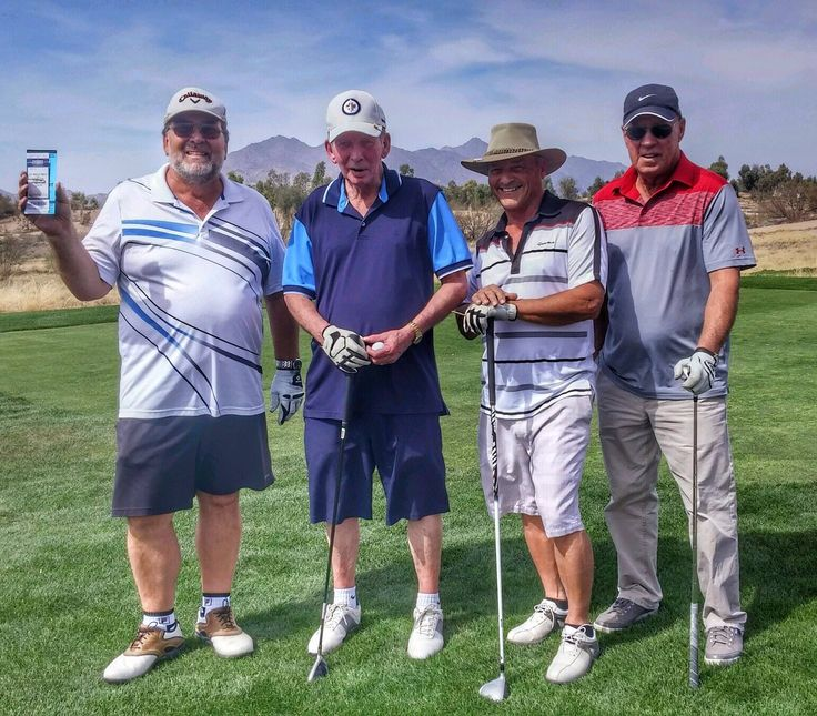 Ak-Chin Southern Dunes GOlf Club rewarded one of their loyal customers today. They surprised him and his group with four tickets to see a Chicago Cubs Spring Training game tomorrow at Sloan Park Mesa!