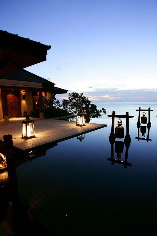 Looks so peaceful... Pimalai Resort, Thailand