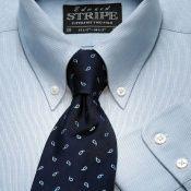 Jermyn Street Shirts style - Classic Fit Shirts | Edward Stripe
