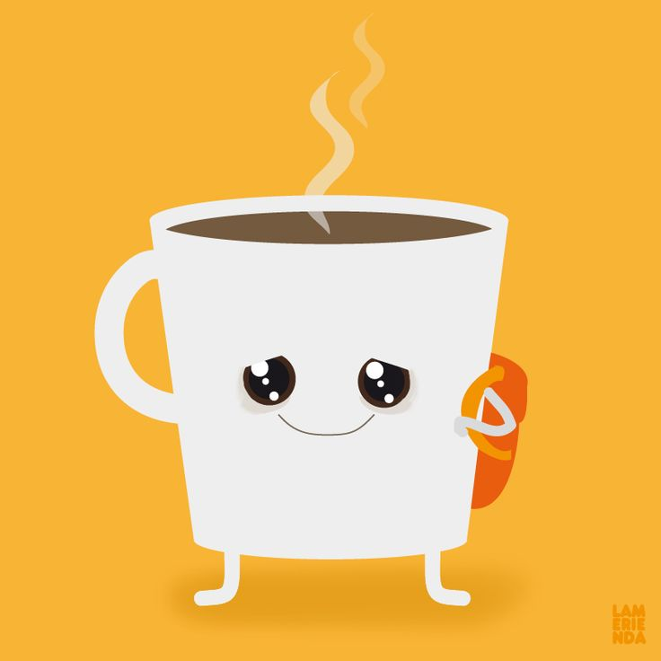 Back to work #coffee #illustration