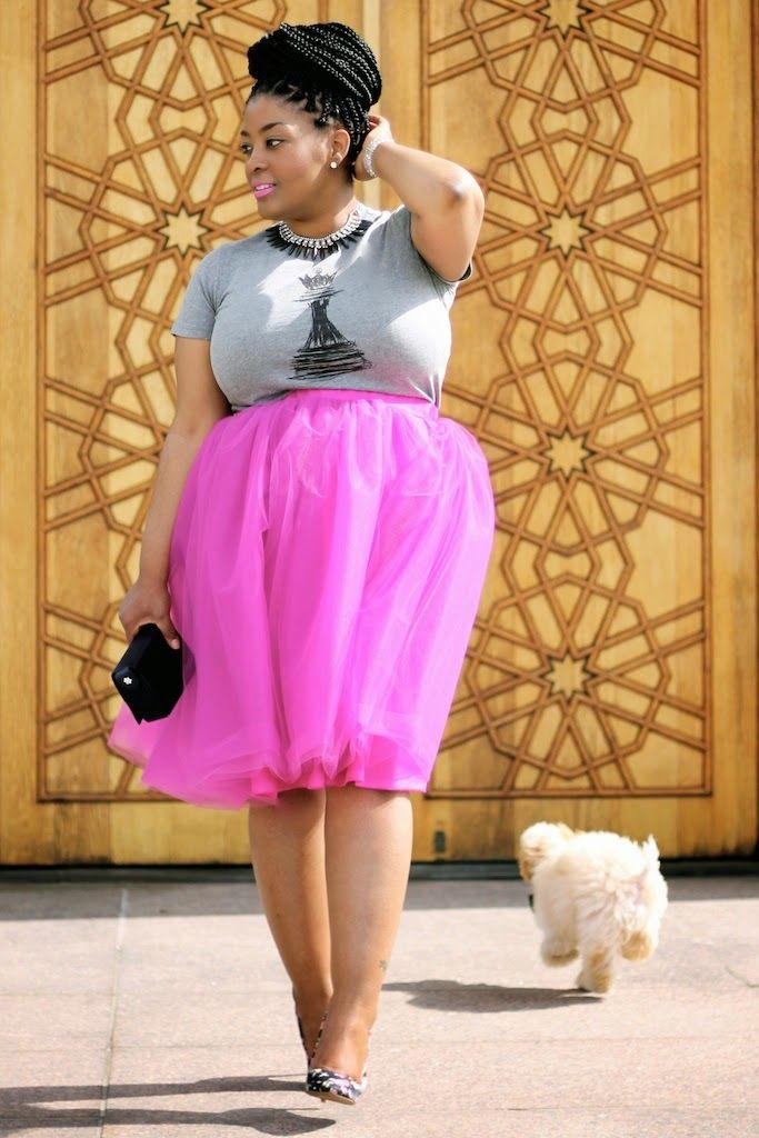 7a01846b0 Prince made a cameo in today's outfit post. | Fashion | Plus size tutu skirt,  Fashion, Skirts