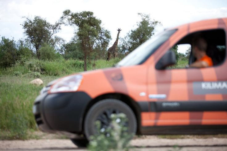 Mission 04: #Venturi #MissionAfrica