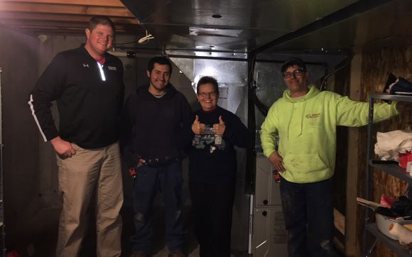 Community Hero By Sinkler Heating And Cooling Inc On Wednesday