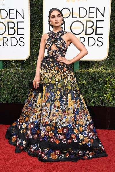Olivia Culpo in Zuhair Murad - Every Best Dressed Look from the 2017 Golden Globes - Photos