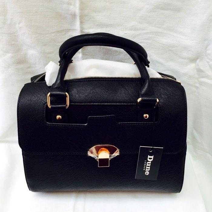 Item: Large grab handle handbag by Dune - BNWT