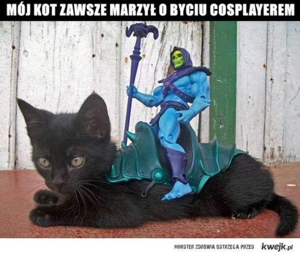 Koci cosplay