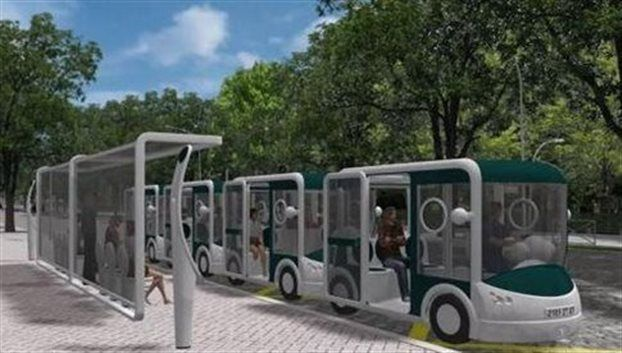CityMobil2: Λεωφορεία χωρίς οδηγό στα Τρίκαλα - http://iguru.gr/2014/02/08/trikala-citymobil2/