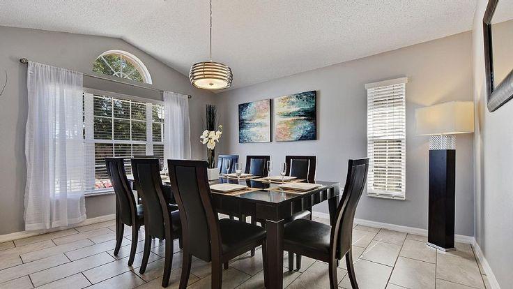 Happy Days Villa Vacation Rental Home with The Luxury Villas Orlando. http://www.theluxuryvillasorlando.com/Page_2.html  #vacation #rental #travel #vrbo #walt #disney #world #orlando #florida #universal #universalstudios #mickey #mouse #fun