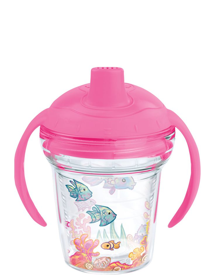 Fishy Fun - My First Tervis™ Sippy Cup with Lid | My First Tervis™ Sippy Cup | Tervis®