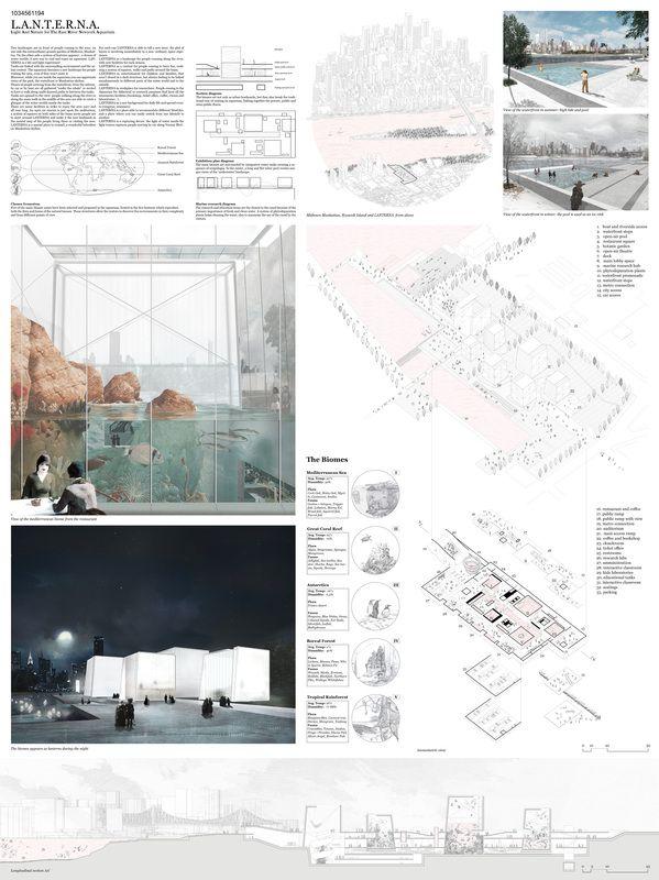 """"""" L.A.N.T.E.R.N.A. """" - NYC Aquarium competition finalist"""