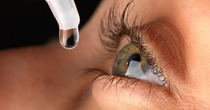 Using the same eye drops for every eye problem? That won't work.