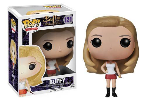 Buffy The Vampire Slayer Just Got Extra Cute With Funko Pop Figures