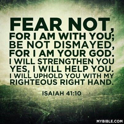 isaiah 4110 quotes for days d pinterest god trust