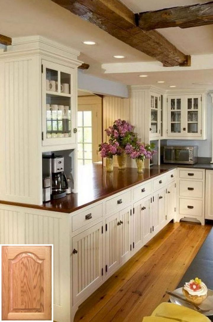 Small Traditional Kitchen Design And Are Traditional Kitchens Still Popula Country Cottage Kitchen Traditional White Kitchen Cabinets White Kitchen Traditional