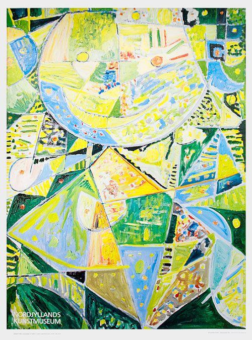 Eigill Jacobsen  Danish Cobra painter
