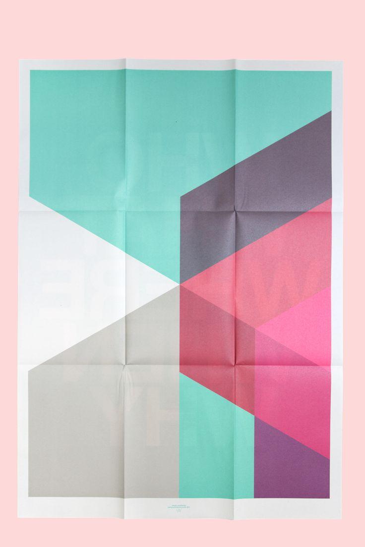 Studio WorldwideStudios, Pattern, Colors Palettes, Graphics Design, Geometric Shape, Aqua, Prints, Posters, Colours