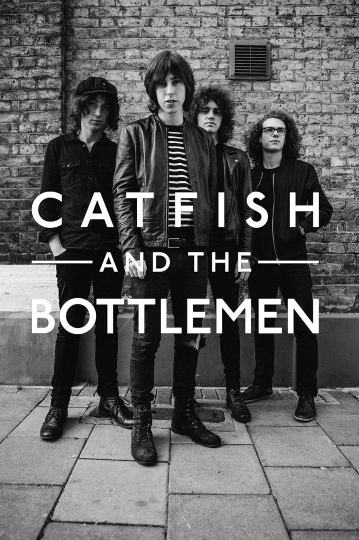 Catfish and the bottlemen // wallpaper