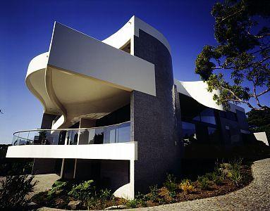 Hamilton House by Harry Seidler & Associates: