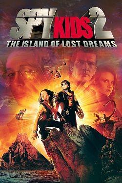 دانلود دوبله فارسی فیلم Spy Kids 2: Island of Lost Dreams 2002 نسخه دوبله فارسی (دو زبانه) فیلم بچه های جاسوس 2 کیفیت BluRay 1080p - 720p اضافه شد  Wikipedia - IMDb امتیاز سایت IMDb از 10: 5.   #دانلود فیلم Spy Kids 2 دوبله فارسی #دانلود فیلم بچه های جاسوس 2 دوبله فارسی