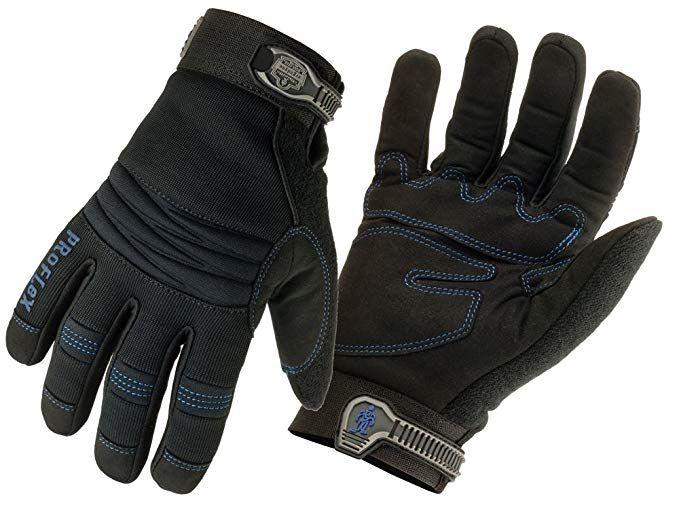 Ergodyne Proflex 817wp Thermal Waterproof Work Gloves Small Cold Weather Gloves Best Winter Gloves Gloves Winter