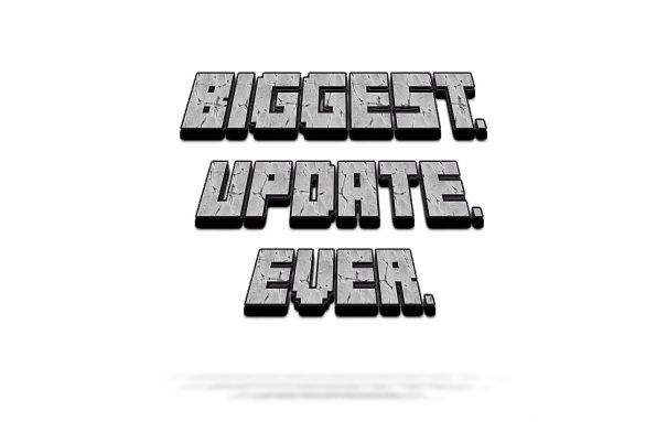 Minecrafts biggest update ever (happens today) Today is the biggest day in Minecraft history  if you dont count that one time the game went mobile. This is the first day when cross-platform play is live for all major Minecraft platforms. That means that Minecraft on Xbox One Minecraft Mobile Minecraft VR and Minecraft for Windows 10 are all in the same universe. As Microsoft said  Continue reading #pokemon #pokemongo #nintendo #niantic #lol #gaming #fun #diy