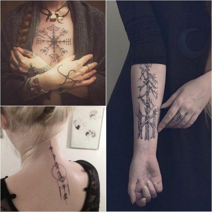 Viking Tattoos Ideas Scandinavian Tattoos Ideas For Men And Women Scandinavian Tattoo Traditional Viking Tattoos Tattoos For Women