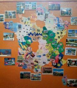 Rallye cartes postales cycle 2 (saison 2014 / 2015)