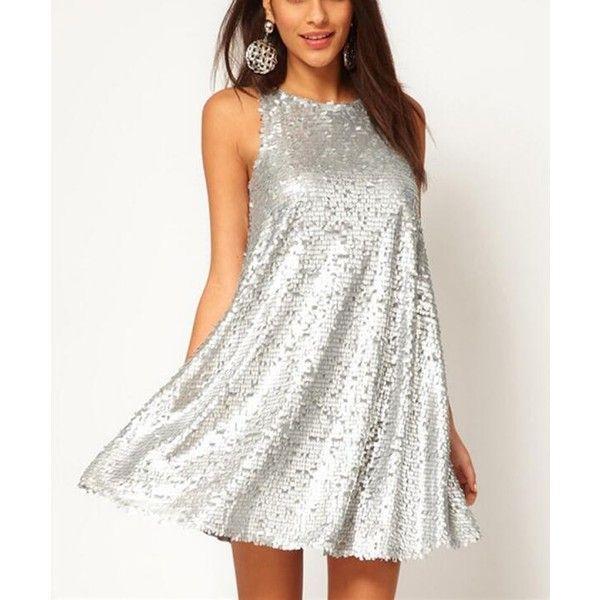 Best 20+ Silver Cocktail Dress Ideas On Pinterest