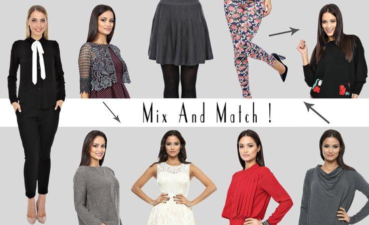 Cumpara si asorteaza acum oricare doua produse dupa site-ul nostru si vei beneficia de 15% Discount ! www.rohboutique.ro