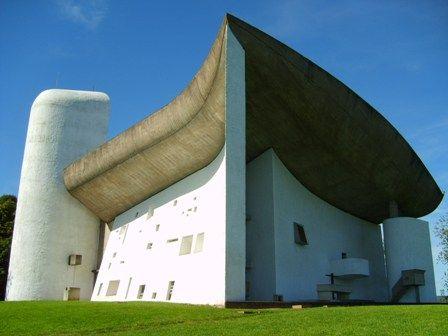 Le Corbusier: Chapel of Nôtre Dame du Haut: Postmodern Architecture, Corbusier Ronchamp, Architecture Artchitectur, Corbusier Church, Chapel Le, Lady, Chapell Le, Nôtre Dame, Ronchamp Chapel