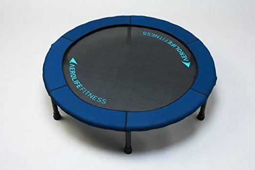 Aero Aero life Home Home jumping (Folding) DR- 6650 Home Mini Trampoline Kids Adult Dieting