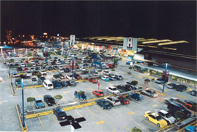 Why All Parking Lots Should Use LED Lighting