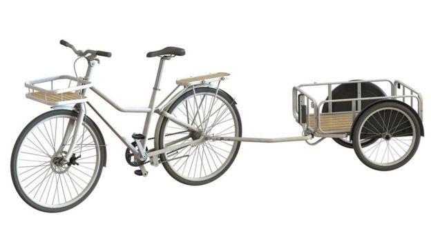 La bicicleta Sladda