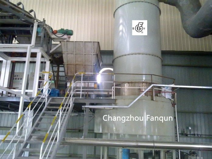 https://flic.kr/p/HWWPKK | Changzhou Fanqun Qg/Q/Jg Flash Dryer with Agitation♥ Changzhou Fanqun Drying Equipment ♣Top China Drying Equipment Manufacturer | Changzhou Fanqun Qg/Q/Jg Flash Dryer with Agitation♥ Changzhou Fanqun Drying Equipment ♣Top China Drying Equipment Manufacturer *About Changzhou Fanqun Qg/Q/Jg Flash Dryer with Agitation QG/Q/JG flash evaporation dryer is a kind of continous drying equipment, which is mainly used to dry raw materials such as paste, filter cake and…