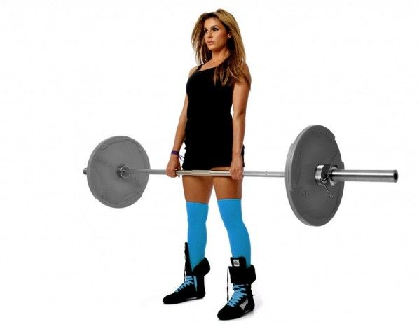 weekly weight lifting workout
