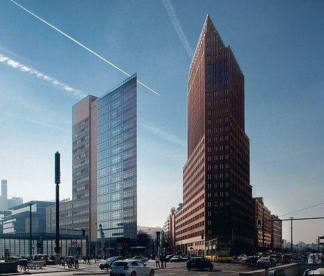 Hans Kollhoff - Tower in Berlin
