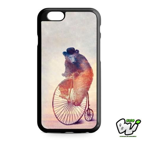 The Morning Ride Art iPhone 6 | iPhone 6S Case