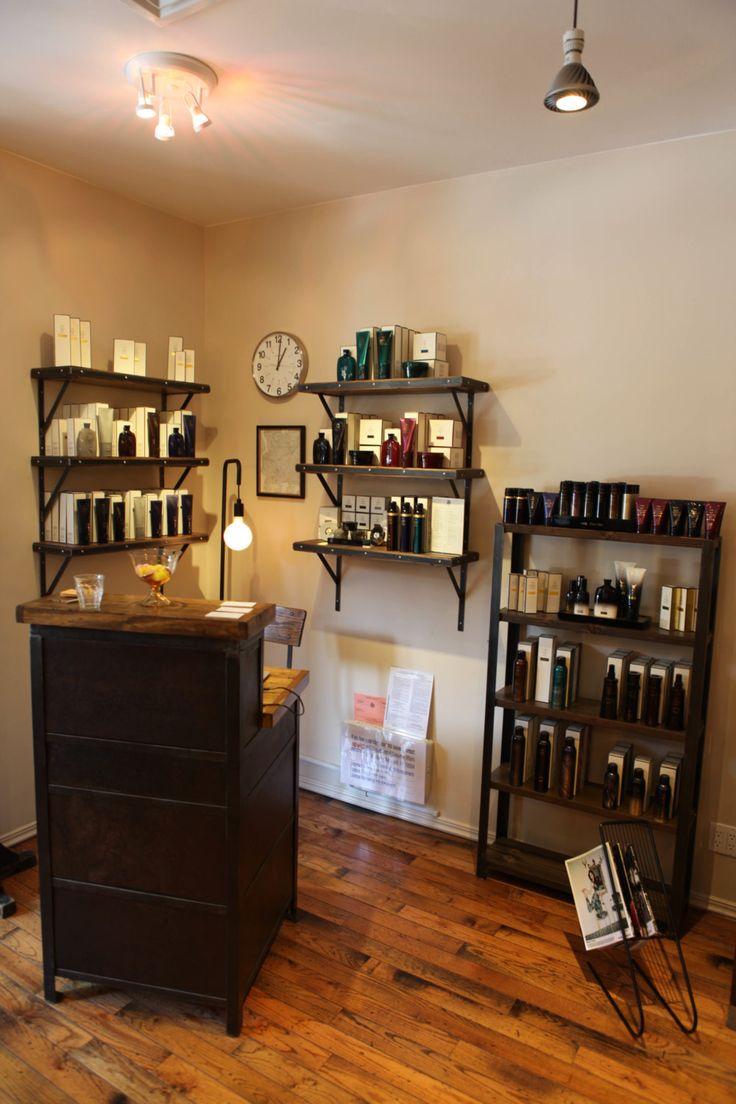 Salon furniture salon reception desk salon storage desk for Design x salon furniture