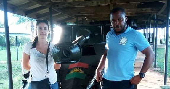 Foreign Journalist In Owerri To See Biafran War Weapons