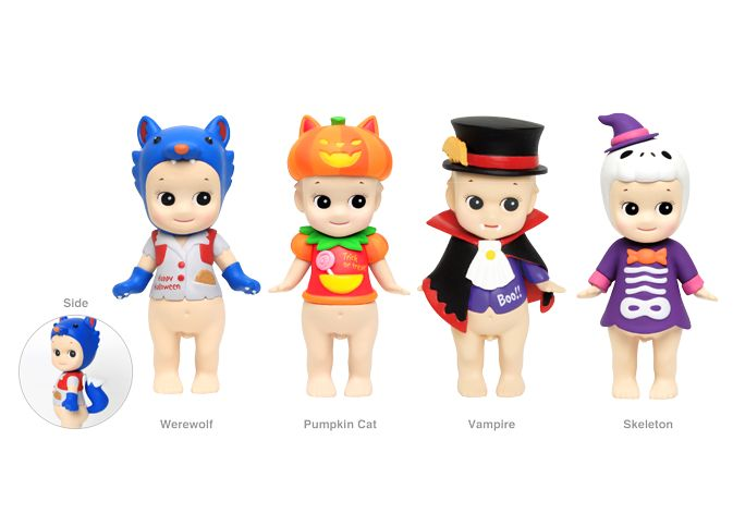 Sonny Angel 2015 Halloween Series available now at online kids store www.alittlebitofcheek.com.au
