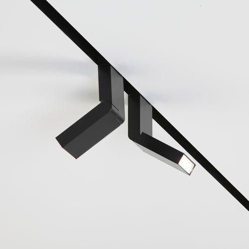 illuminazione a LED a binario (orientabile) TURN by Bart Lens Eden Design B.V.B.A