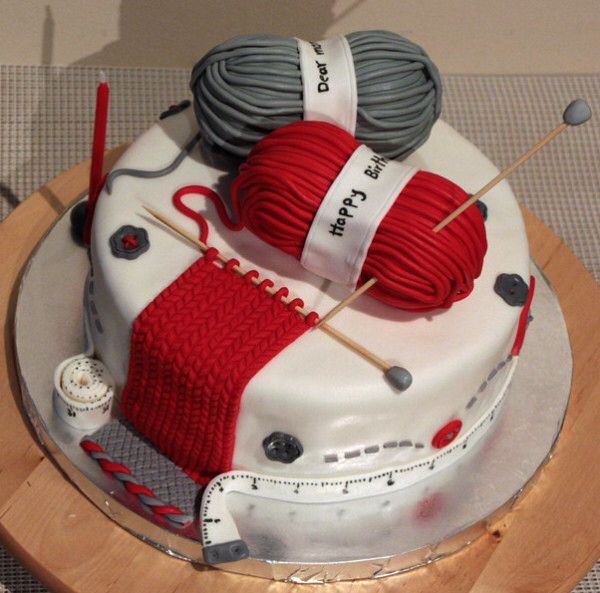 Knitting Cake Ideas : Best images about knit swag on pinterest