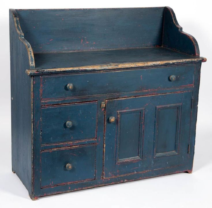 American country painted pine large washstand   – master bedroom ideas