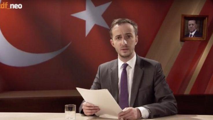 Schmähgedicht auf Erdogan: ZDF löscht Böhmermann-Beitrag
