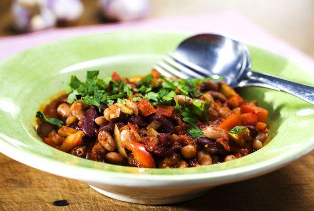 Chili sin carne | Recept från Köket.se