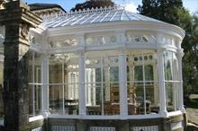 Victorian sunroom/conservatory